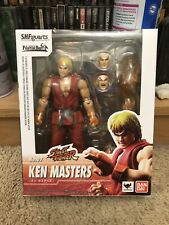 SH Figuarts Street Fighter V Ken Bandai Authentic Release Beautiful