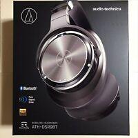 Audio Technica Hi-Res corresponding headphones (black) ATH-DSR9BT Japan NEW