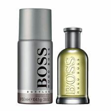 Hugo Boss Bottled Gift Set, Eau De Toilette 50 ml + Deodorant Spray 150ml