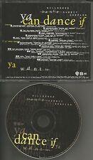 MIXES & EDITS PROMO CD MADONNA Wolfgang Press SEAL Waterlilies SOUL COUGHING
