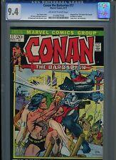 Conan the Barbarian #17 CGC 9.4 (1972) Marvel Comics Gil Kane Art & Cover