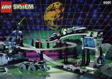 Lego 6991-Monorail Transport Unitron Space Classic