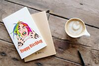 Brittany Cartwright Vanderpump Rules Happy Birthday Card