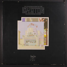 LED ZEPPELIN: The Song Remains The Same LP (2 LPs, 75 Rockefeller address, Reco