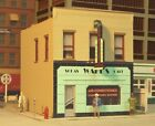 City Classics 115 Main St Cafe - HO Scale Kit  MODELRRSUPPLY   $5 Offer