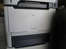 HP LaserJet P2015DN A4 Mono B/W Duplex 27 PPM 1200 dpi Laser Printer USB DRUCKER