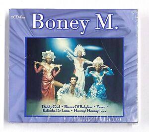Boney M. - 2 CD Box Neu OVP (Musik-4312
