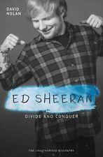 Ed Sheeran - Divide and Conquer, David Nolan, New