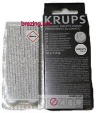 Krups XS3000 Reinigungstabs Reinigungstabletten EA8080 XP9000 XP7240 u.a