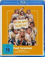 Schlappschuss [Blu-ray](NEU/OVP) Mutter aller Eishockey-Komödien mit Paul Newman