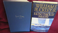 Racing Through Paradise: A Pacific Passage ~ William F. Buckley  1st HbDj 1st Ed