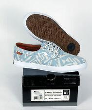 Lakai skate zapatos Shoes camby Echelon Sky Blue textile Needlepoint 9/42, 5