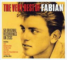 FABIAN - THE VERY BEST OF (NEW SEALED 2CD)