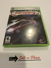 Need for Speed: Carbon - XBOX 360 - Complete - Manual - Fast Shipping!