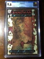 Sandman #4 (1989) - 1st Lucifer Morningstar! Netflix Series!  - CGC 9.6!! - Key!