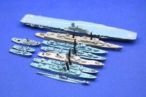 Triang Minic Warship Flotilla 1:1200 / 1250 Waterline Model Ships