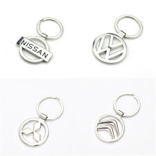 Auto Hollow Out Car Logo Metal Key Chains Pendant Holder Keyring Nice Gift