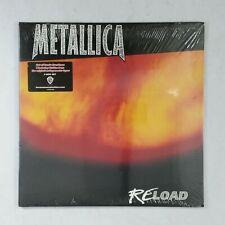 METALLICA Reload 5235101 2x LP Vinyl SEALED Hype 2010 RE RM