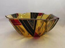 Karl Palda Art Deco Fruit Bowl