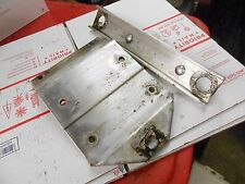 Skidoo-Rotax-Bombardier-TYPE 454 motor parts: MOTOR MOUNT PLATE 2 pieces