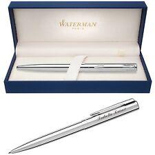 Waterman Kugelschreiber Graduate Chrom C.c. S0038260 mit persönlicher Gravur