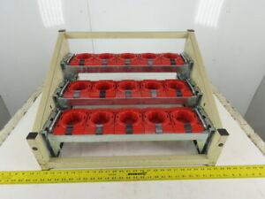 Lista CNC Tool Holder Carrier Storage Rack 50 Taper SK50 15 Tools
