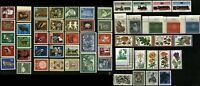 GERMANY Deutsche Bundespost  Stamps Postage Collection MINT NH