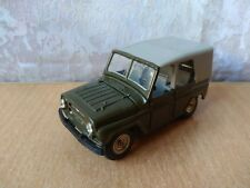 Vintage toy soviet car UAZ 469 metal model Military equipment USSR 1:43 A34