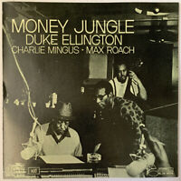 DUKE ELLINGTON MONKEY JUNGLE CD BLUE NOTE 1987 USA PRESS SILVER FACE NEAR MINT