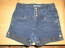 Denim Tall Shorts for Women