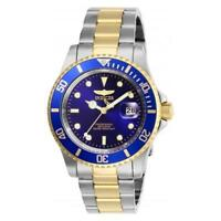 Invicta Men's Pro Diver Quartz Stainless Steel Two Tone Watch 26972