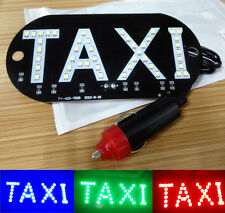 45SMD LED Taxi Sign Car TAXI Board Light Cab Top Interior Taxi Sign Light UBER