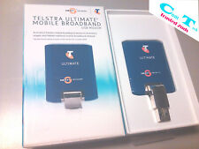 Unlocked 42Mbps Sierra 312U Telstra Vodafone Optus USB Modem Windows10 in box