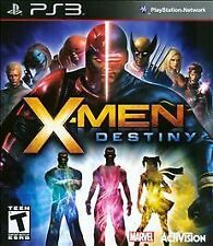 X-MEN:DESTINY PS3 ACT NEW VIDEO GAME