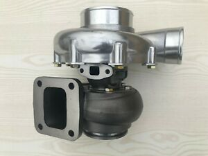 Ball Bearing billet Turbo charger T78 7875B standrad T4 flange .96 A/R .75 A/R
