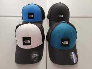 North Face TNF Box Logo Trucker Snapback Hat Cap NWT!! 2021