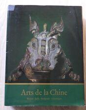 ARTS DE LA CHINE Bronze Jade Sculpture Ceramique OFFICE DU LIVRE (1960)