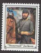 "US. 2975s. 32c. ""Stonewall"" Jackson. Civil War. MNH. 1995"