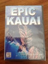 Epic Kauai (DVD 2012) Gerry Charlebois Brand New