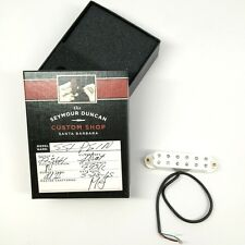 Seymour Duncan SSLPG1PN Custom Shop Little Pearly Gates Neck Pickup (Parchment)