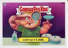 Garbage Pail Kids Mini Cards 2013 Base Card 42a Contact CARL