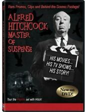 Alfred Hitchcock: Master of Suspense [New DVD]