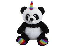 "Large Size Pandicorn Panda Bear Soft Plush Cute Teddy Toy Gift Quality 10""/ 25cm"