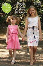 MISSY Girls & Matching Doll Dress Pattern Sizes 2-10 Olive Ann Designs