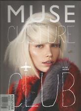 MUSE MAGAZINE #32 WINTER 2012 CULTURE CLUB