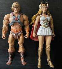 Masters of the Universe Classics Lot, He-man and She-ra : Princess of Power