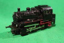 Marklin Mini Club Z gauge DB 0-6-0 tank locomotive for repair
