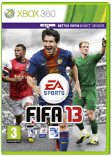 Xbox 360 - FIFA 13 (2013) **New & Sealed** Official UK Stock