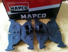 BMW 1 & 3 series  rear disc Brake Pad Set, MAPCO 6813 fits BMW 325i & other mods