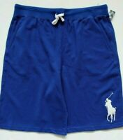 Ralph Lauren Boys Shorts Royal Blue Big pony Size XL/18-20/ NWT